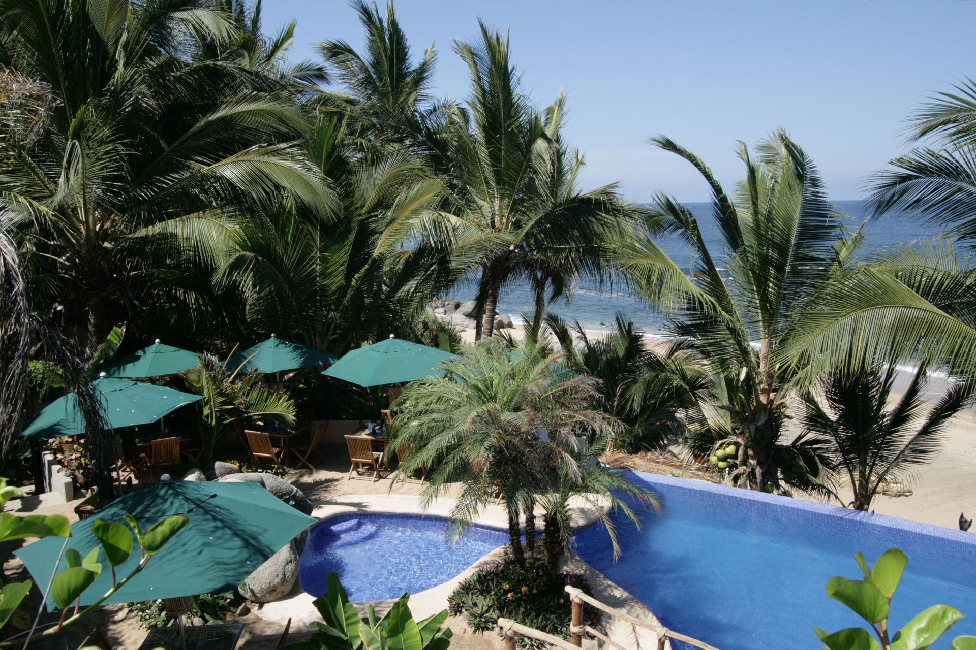 Playa Escondida Near Sayulita