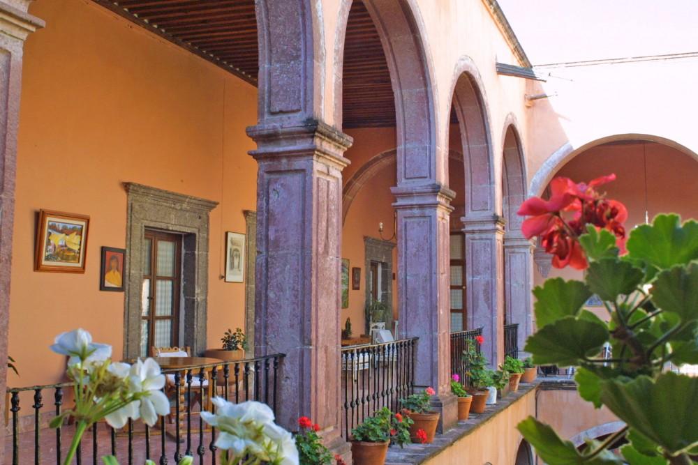Posada Carmina, San Miguel de Allende