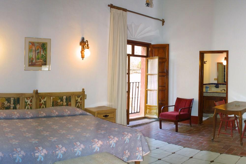 Posada Carmina, San Miguel de Allende, room 102