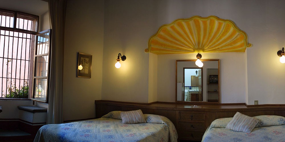 Posada Carmina, San Miguel de Allende, room 111