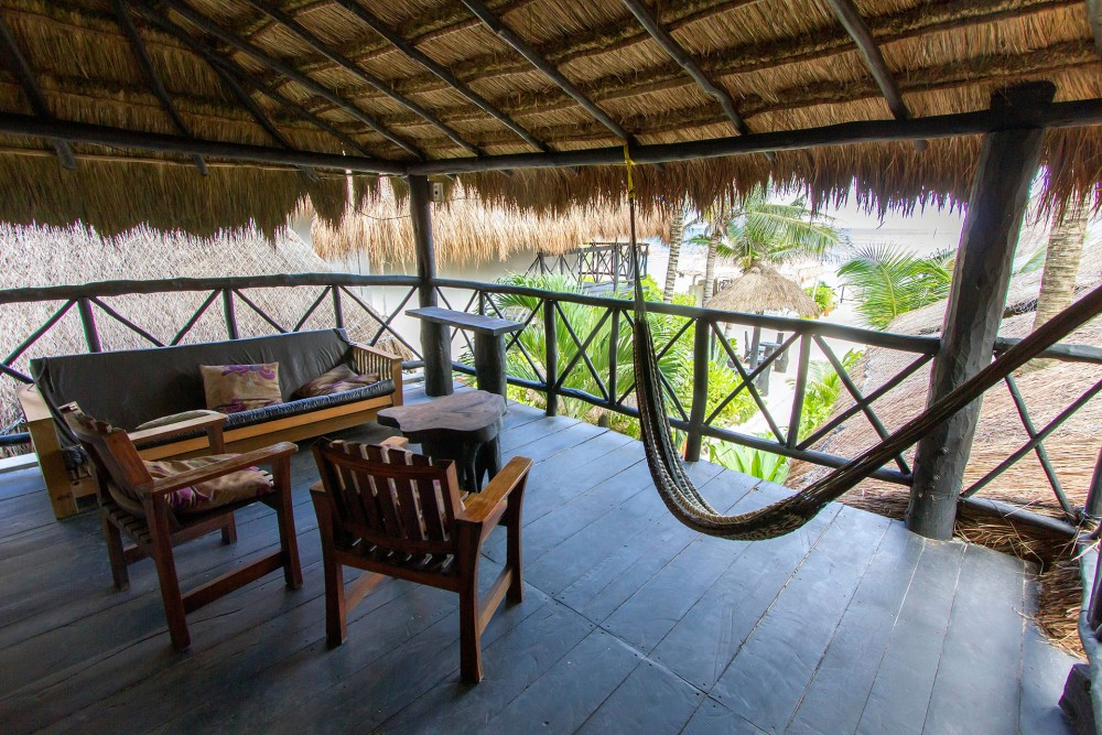 Posada Punta Piedra, Royal Two beds room