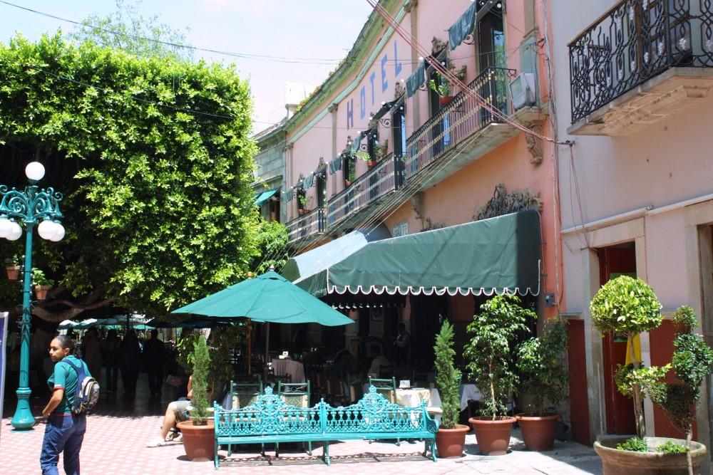 Posada Santa Fe, Guanajuato