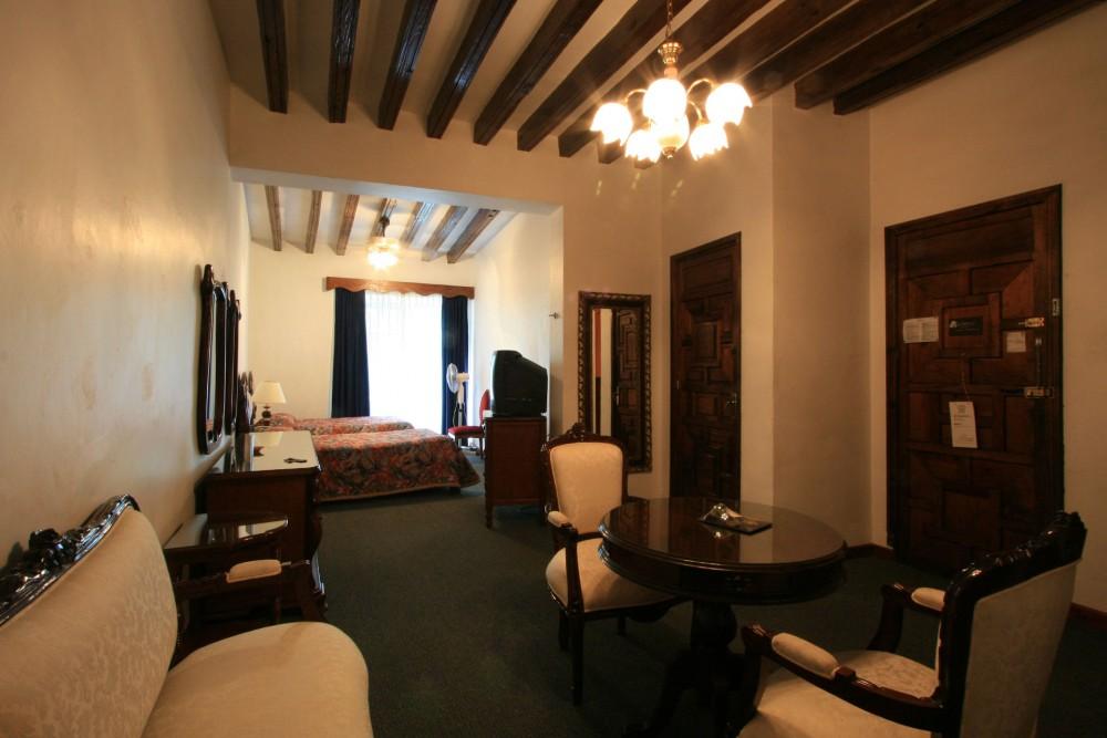 Posada Santa Fe, Guanajuato, Junior Suite
