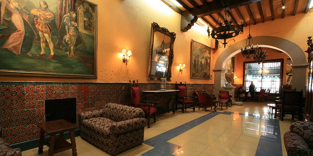 Posada Santa Fe Guanajuato A Review By Differentworld Com