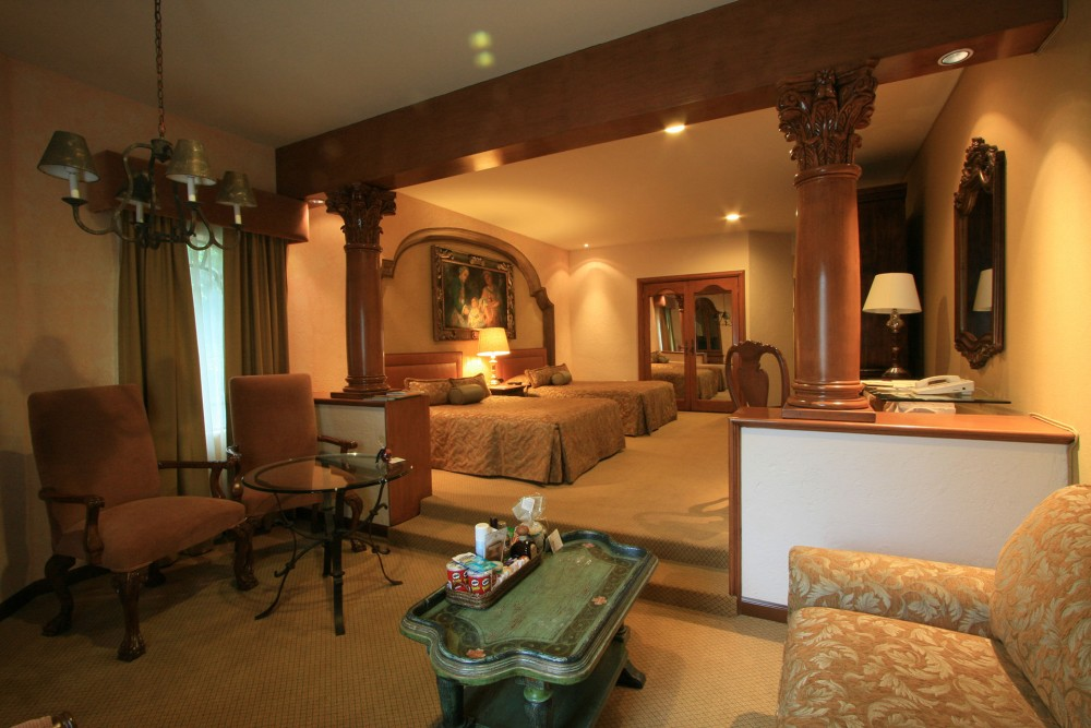 Quinta Real Guadalajara, Grand Class Suite