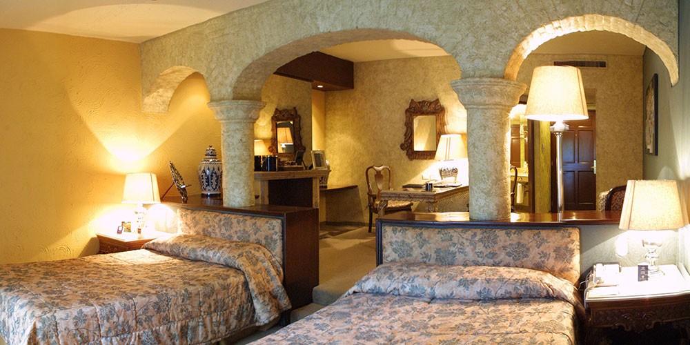 Quinta Real Guadalajara, Master Suite