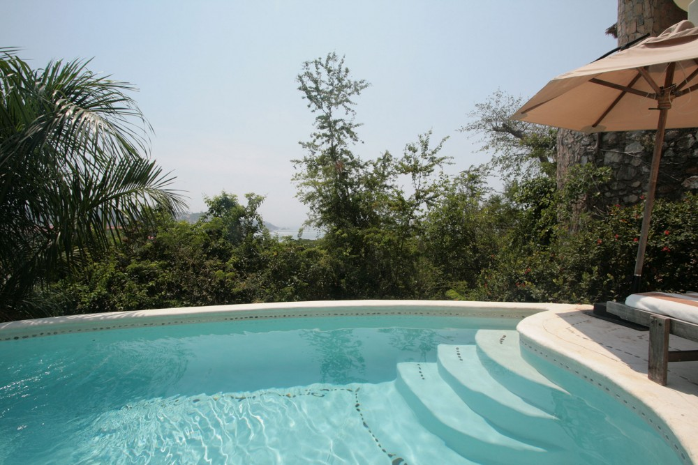Quinta Real Huatulco, Grand Class Suite with pool