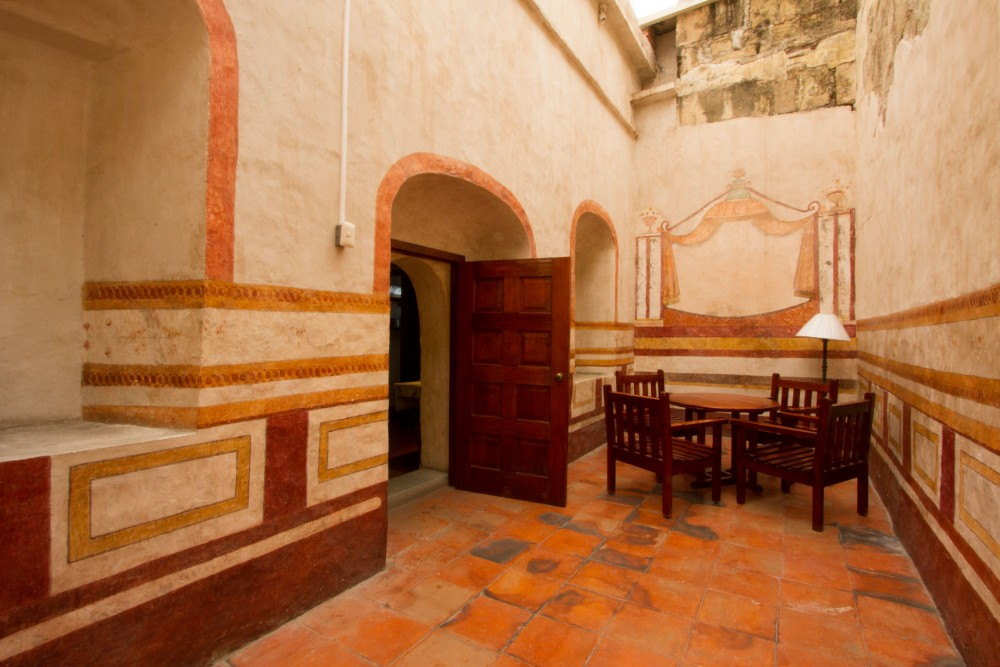 Quinta Real Oaxaca, Grand Class Suite