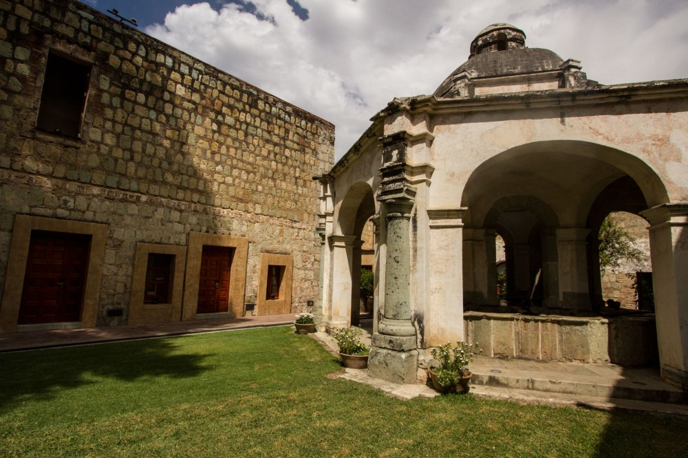 Quinta Real Oaxaca, the history of the hotel