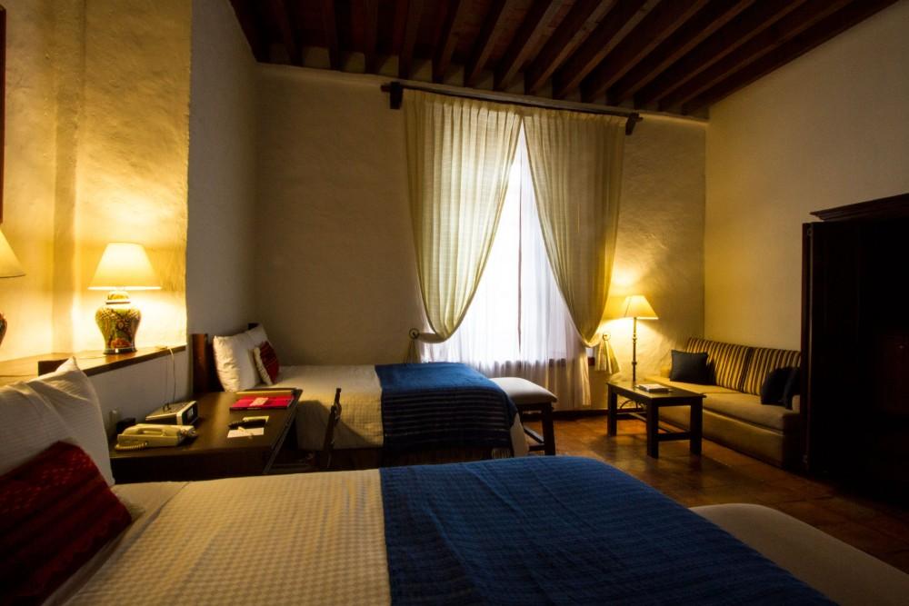 Quinta Real Oaxaca, Master Suite