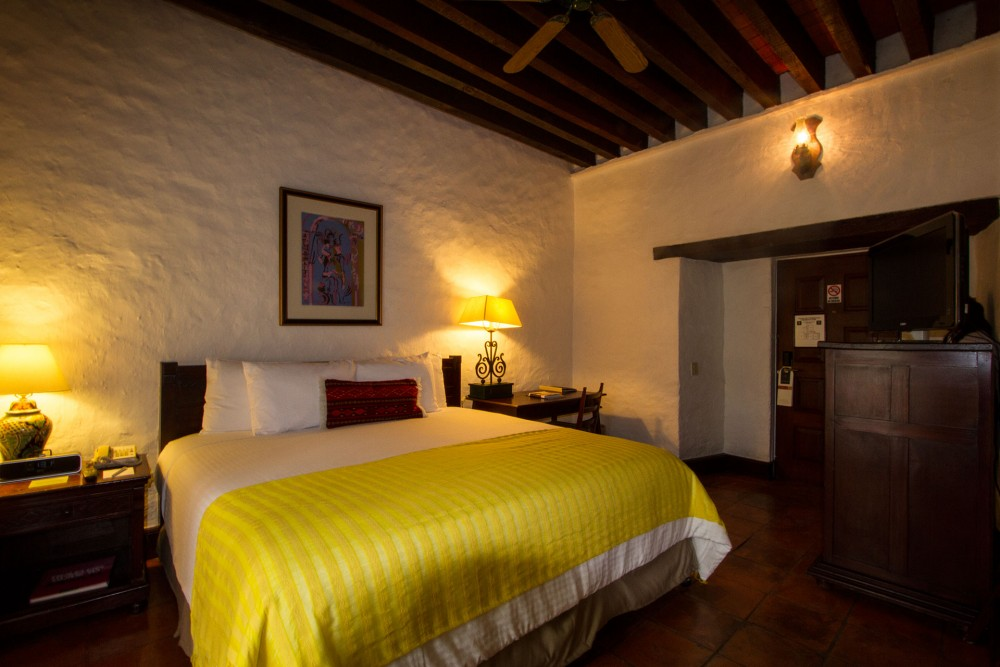 Quinta Real Oaxaca, Suite