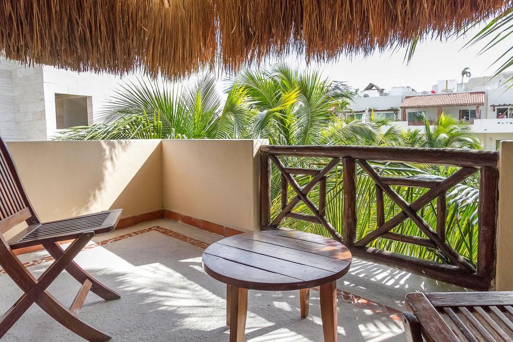 Riviera del Sol, Playa del Carmen. Deluxe room