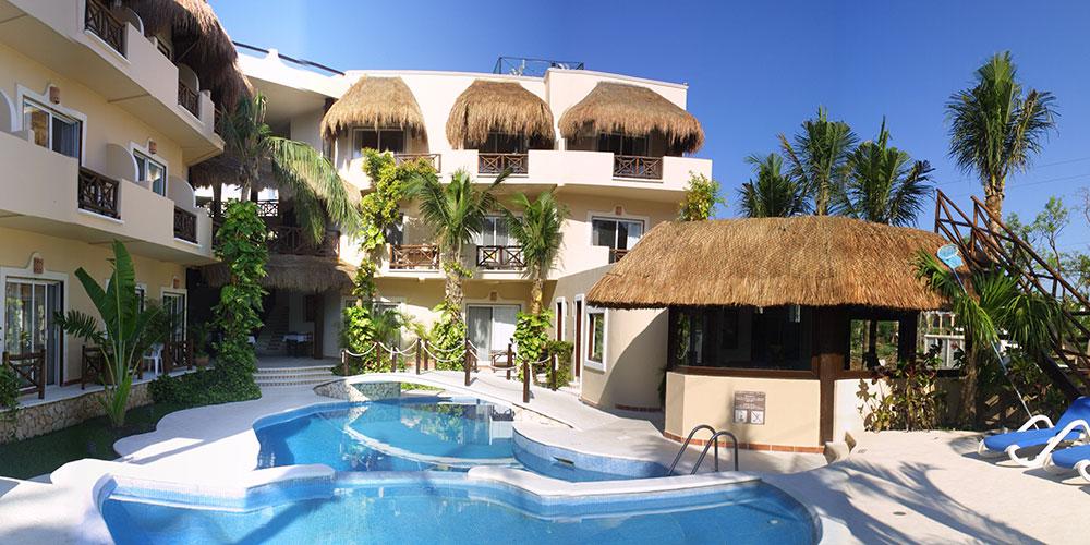 Riviera del sol playa del carmen review by - Hoteles en puerto del carmen ...