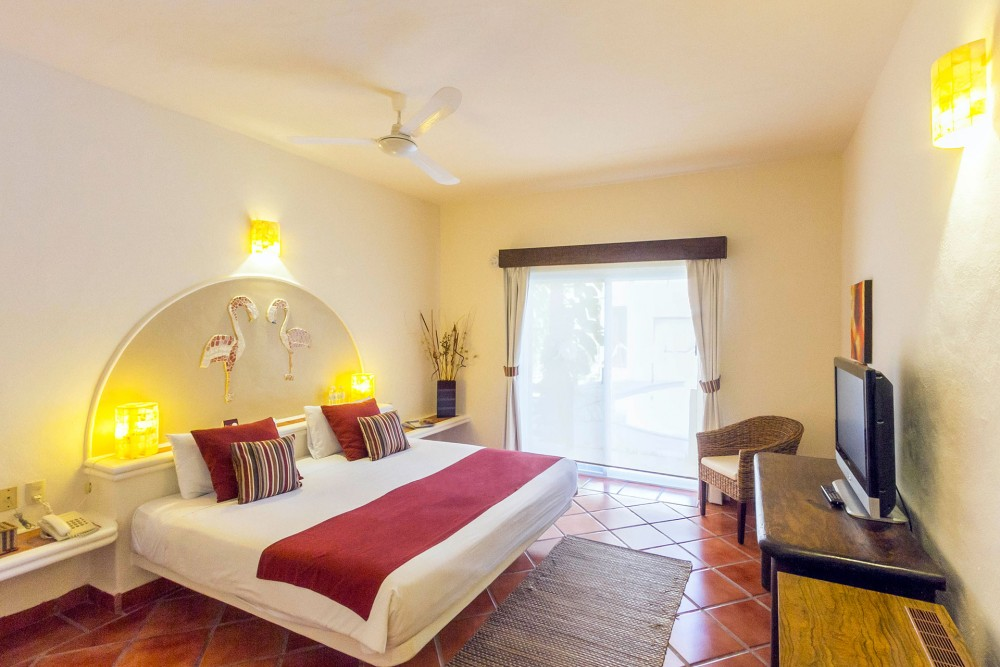 Riviera del Sol, Playa del Carmen. Standard room