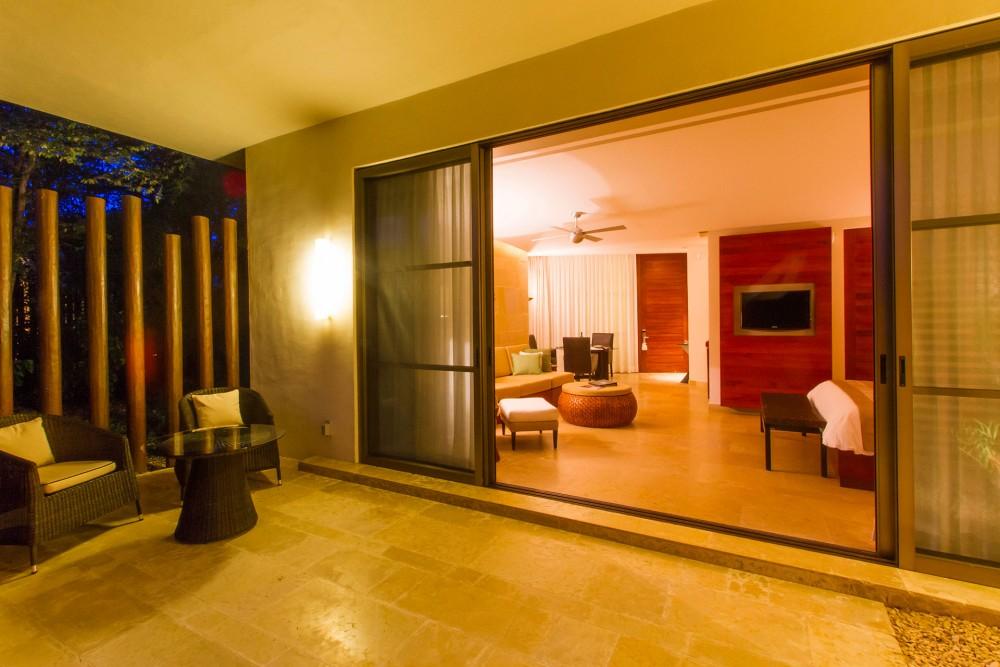 Rosewood Mayakoba, Lagoon Studio Suite