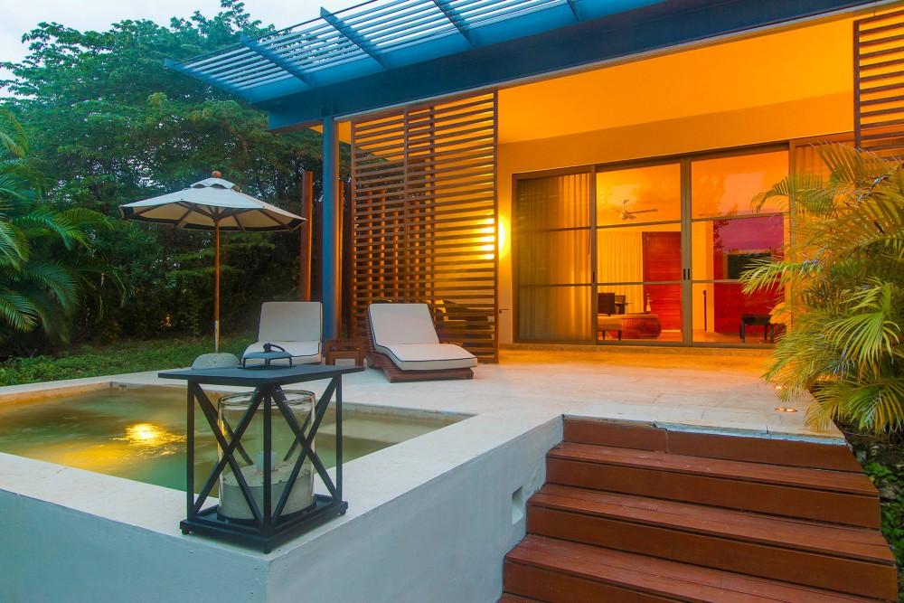 Rosewood Mayakoba, Lagoon Suite Studio