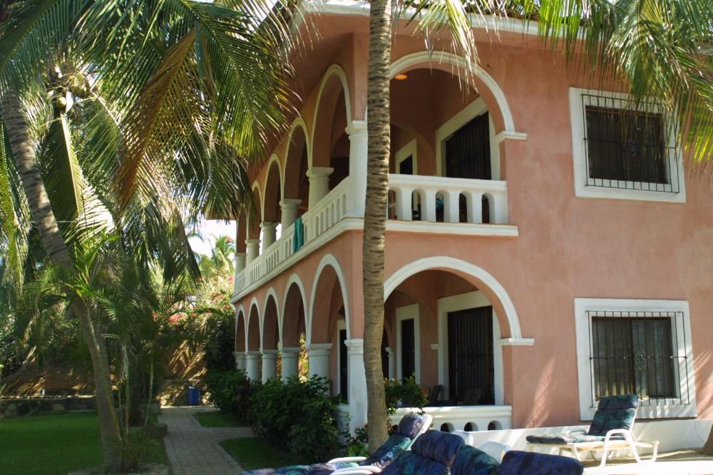 Hotel Santa Fe, Puerto Escondido, Bungalow
