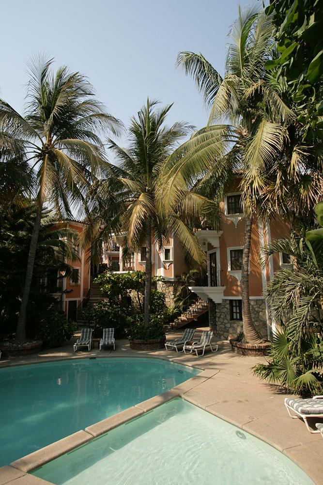 Hotel Santa Fe Puerto Escondido Oaxaca