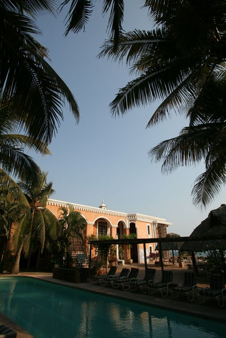 Hotel Santa Fe, Puerto Escondido