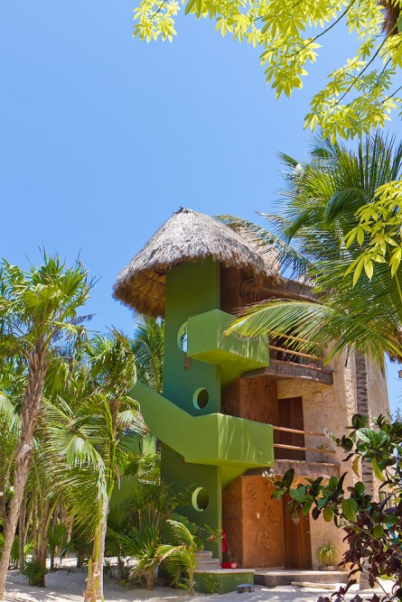 Suenos Tulum, the rooms
