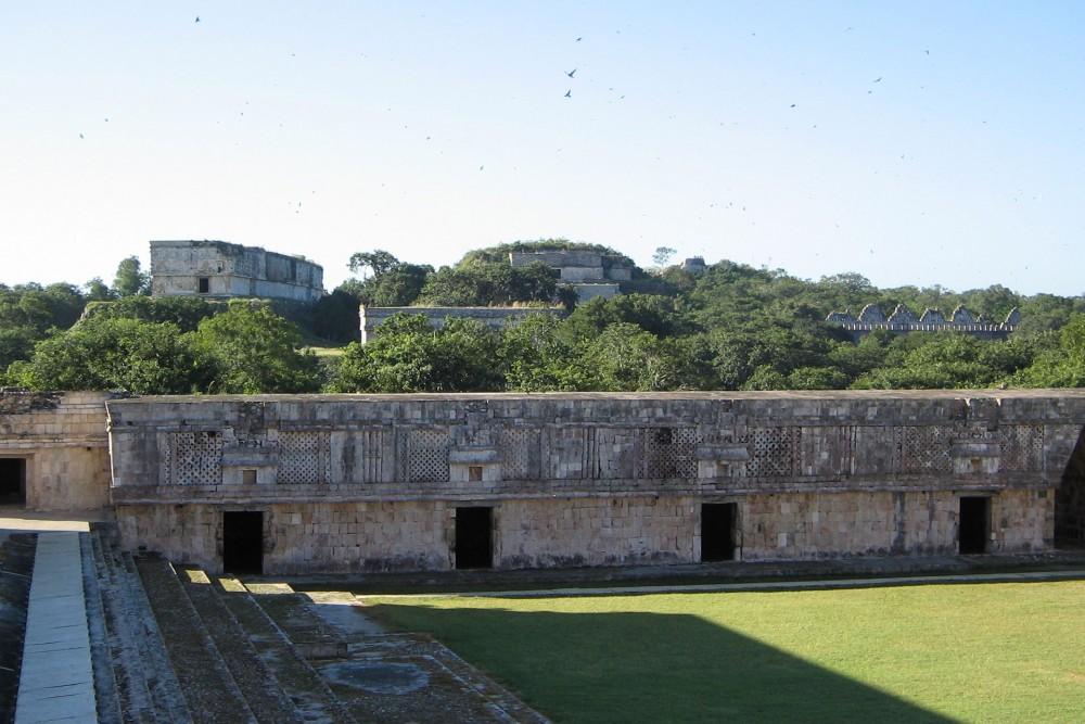 Uxmal ruins, Yucatan