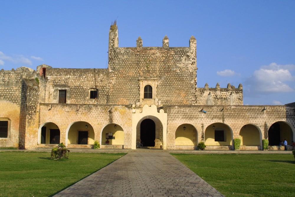 Valladolid, Convent of San Bernardino de Siena