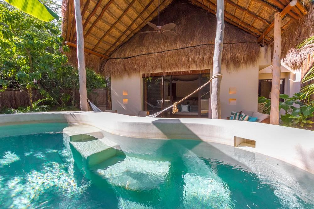 Viceroy Riviera Maya, Ocean View Villa