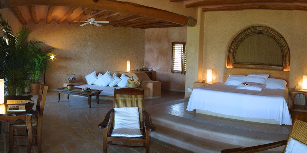 Viceroy Zihuatanejo, Beach suite