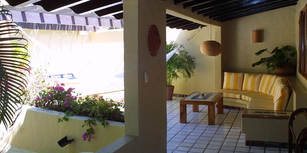 Viceroy Zihuatanejo, Garden suite