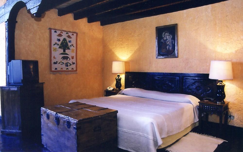 Villa Montana, Morelia, Master Suite