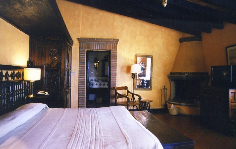 Villa Montana, Morelia, Standard room