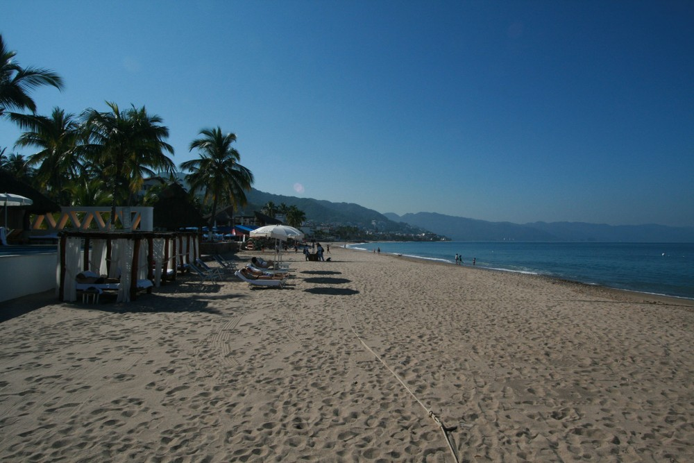 Villa Premiere, Puerto Vallarta, the beach