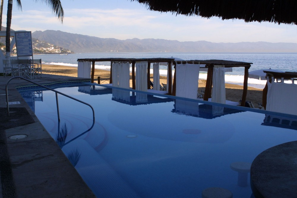 Villa Premiere, Puerto Vallarta, the pool