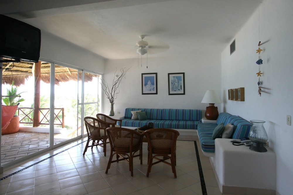 Las Villas Akumal Two Bedroom Suite
