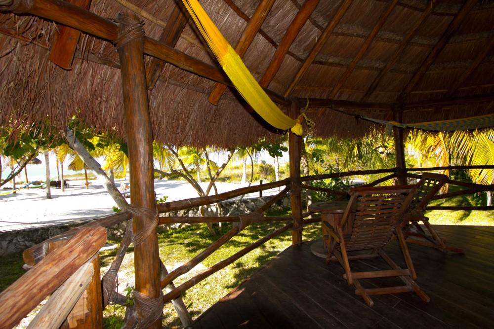 Villas Delfines, Holbox island, Beachfront Casita