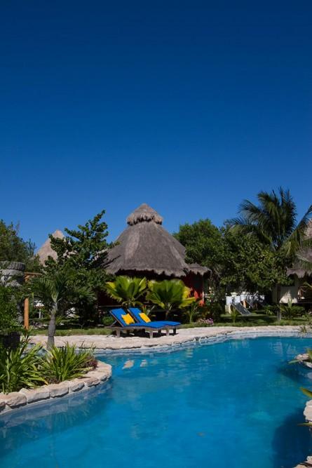 Villas Delfines, Holbox island