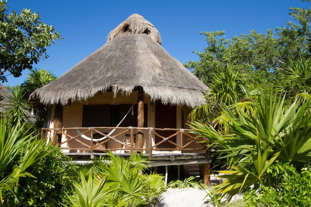 Villas Delfines, Holbox island, Garden casita